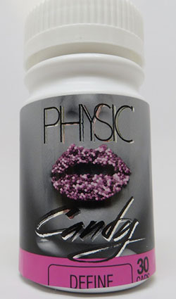 Unauthorized weight loss product - Physic Candy - Define