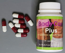 Unauthorized weight loss product - Body Con Plus capsules