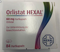 Orlistat Hexal (weight-loss capsules)