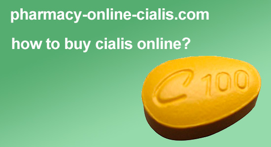 how to buy cialis online